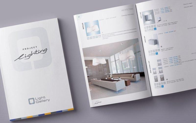 Project Lighting catalogus